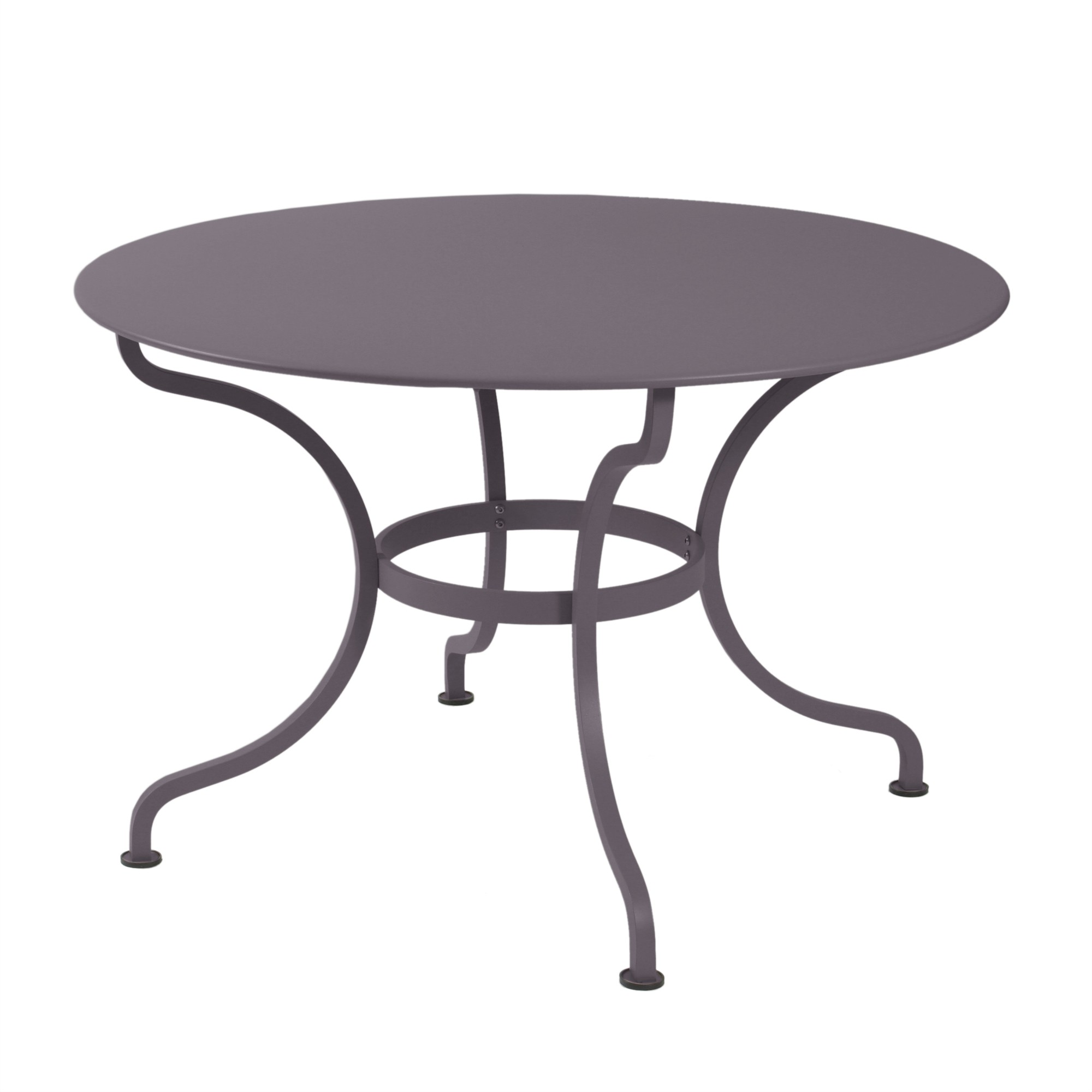 Table ronde ROMANE 117 cm de Fermob, Prune