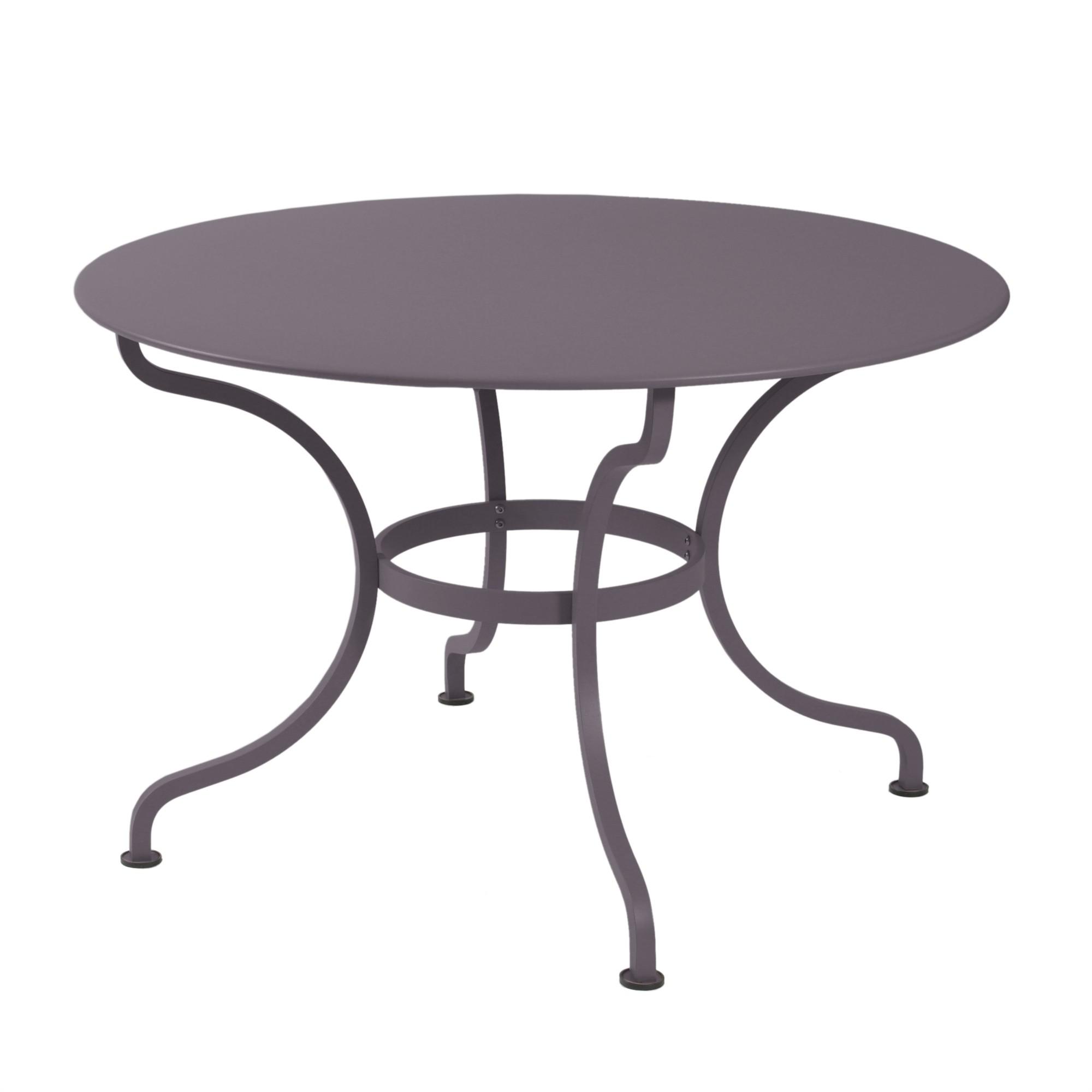 Table ronde ROMANE 117 cm de Fermob 22 coloris