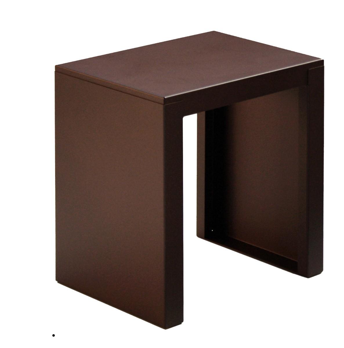 tabouret big irony outdoor de zeus 3 coloris. Black Bedroom Furniture Sets. Home Design Ideas