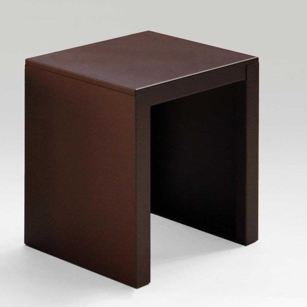 zeus tabouret big irony stool de zeus 4447h36p rouille. Black Bedroom Furniture Sets. Home Design Ideas