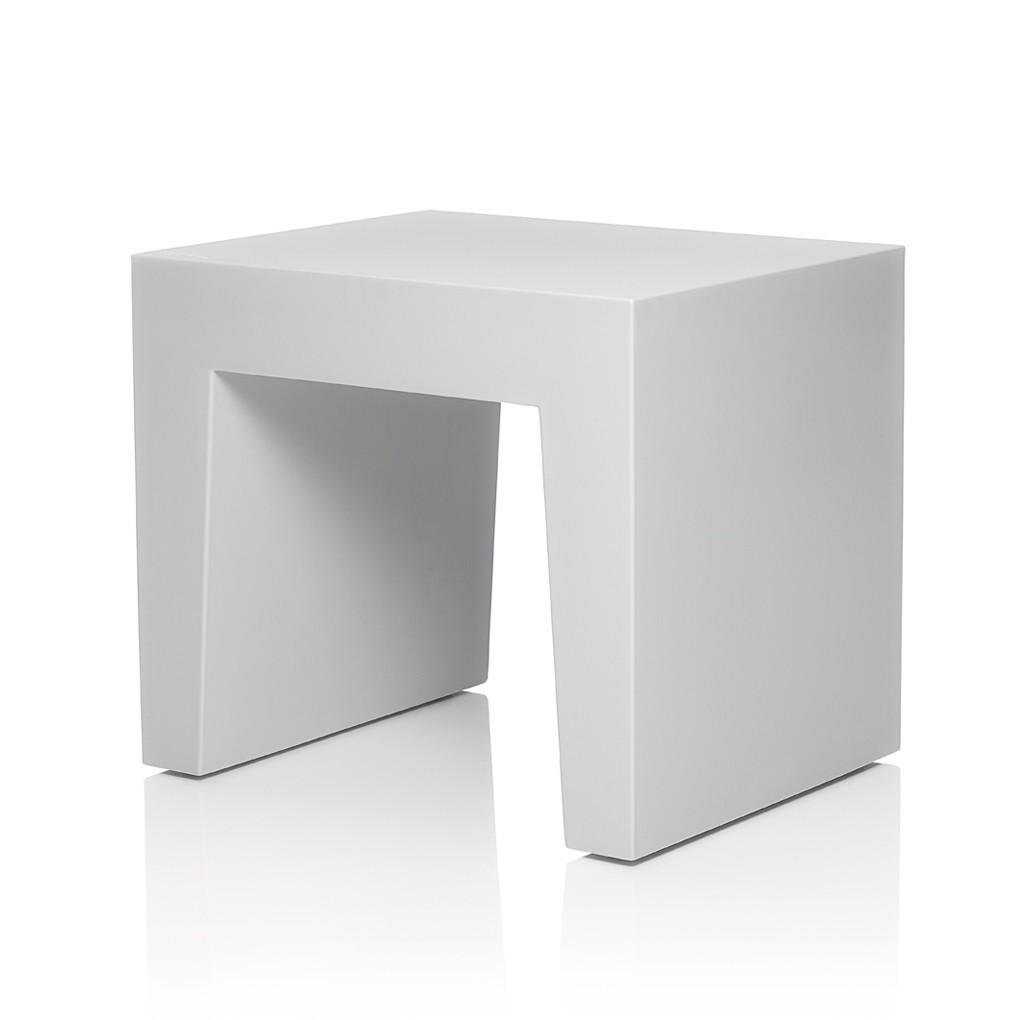 Grey De Seat FatboyLight Concrete Tabouret exodCB