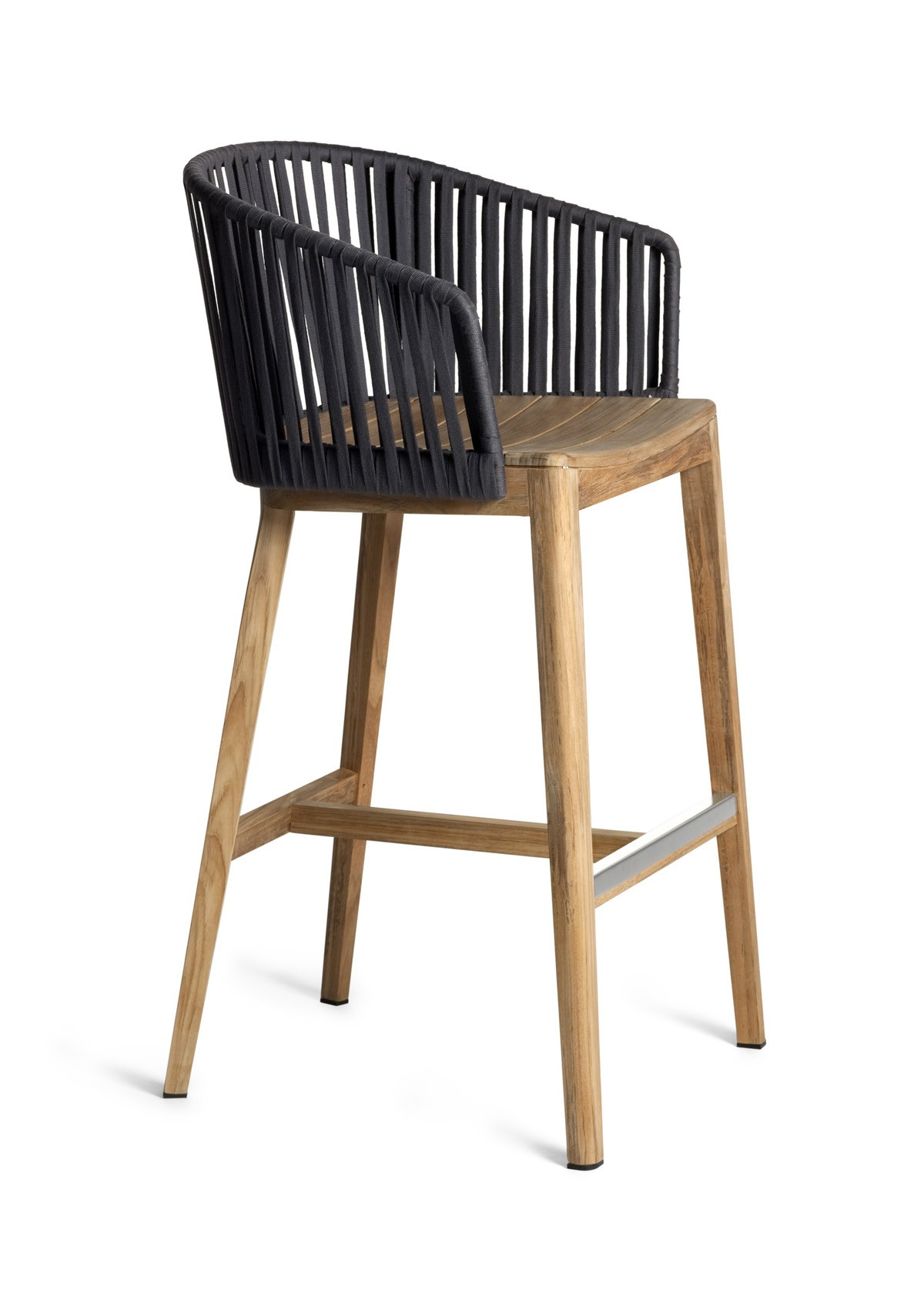 Tabouret de bar mood de trib for Tabouret de bar exterieur ikea