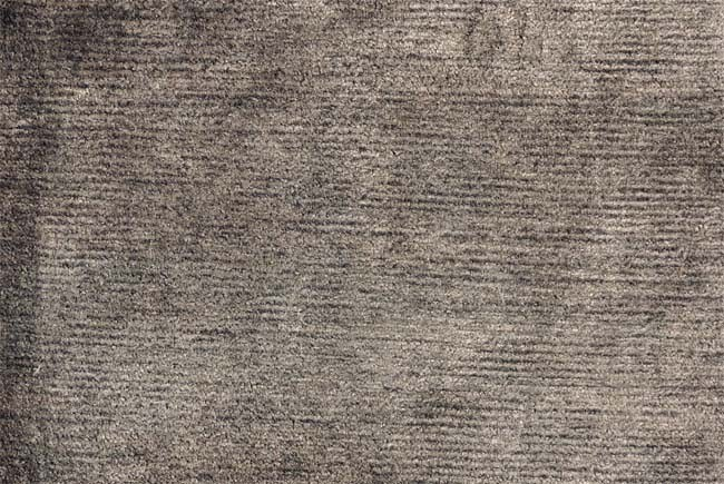 tapis toulemonde bochart velvet 250 x 350 taupe - Tapis Taupe