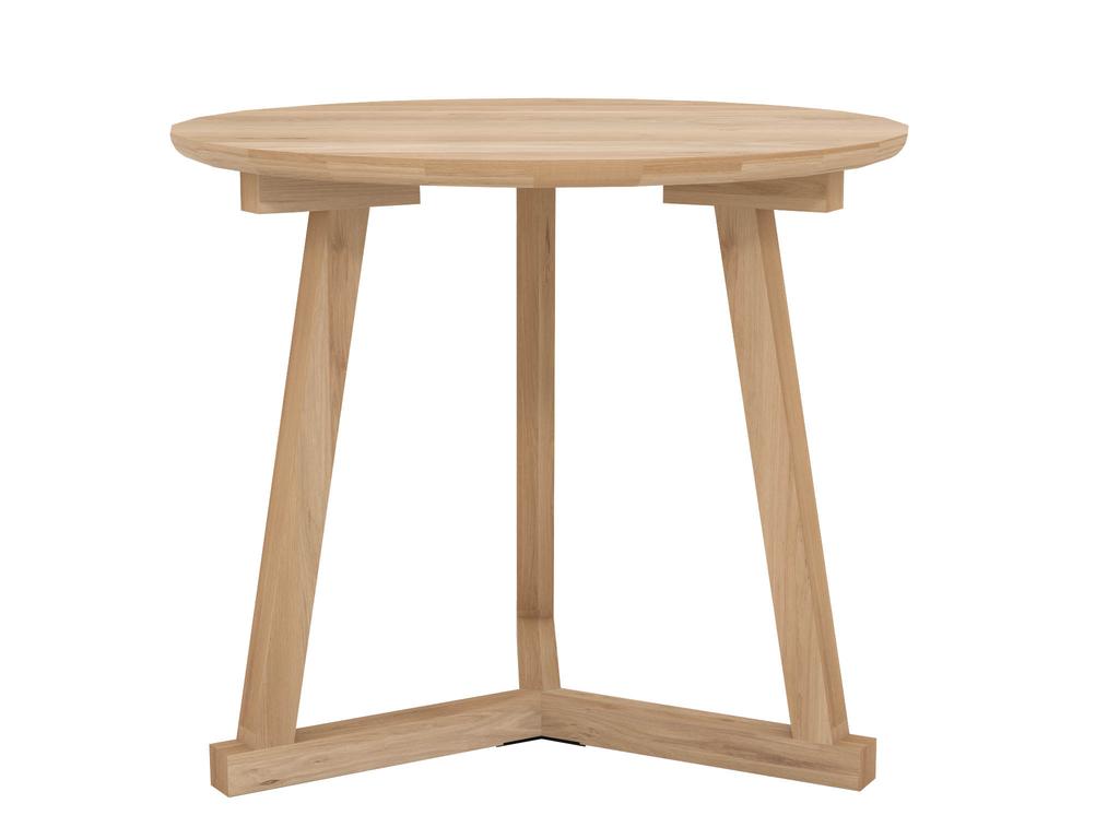 Table basse tripod de ethnicraft 2 coloris for Table basse ethnicraft