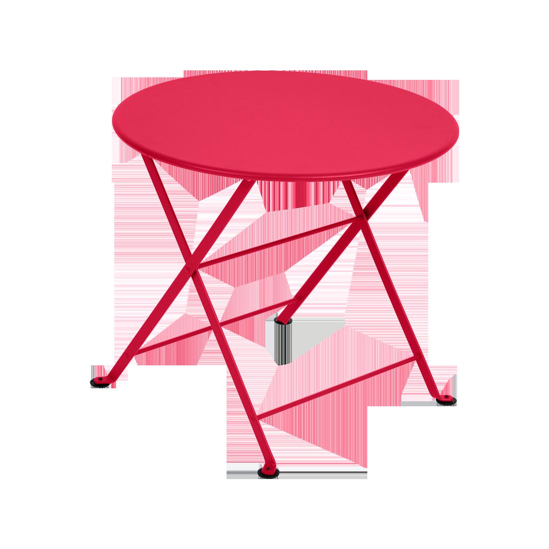 table basse enfant tom pouce de fermob rose praline. Black Bedroom Furniture Sets. Home Design Ideas