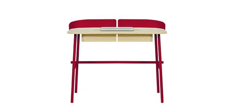bureau victor de hart 4 coloris. Black Bedroom Furniture Sets. Home Design Ideas