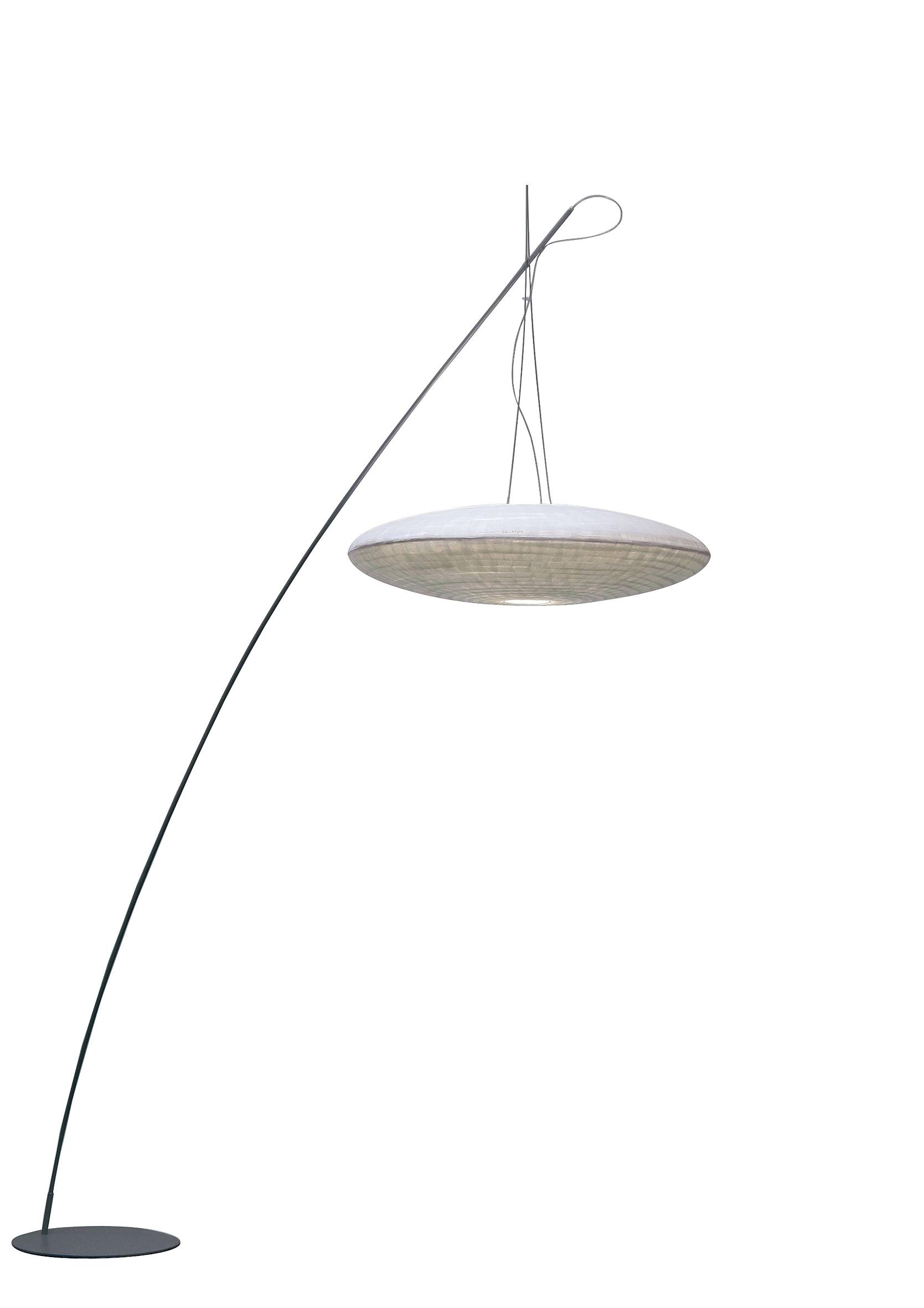 lampadaire zen de c line wright. Black Bedroom Furniture Sets. Home Design Ideas